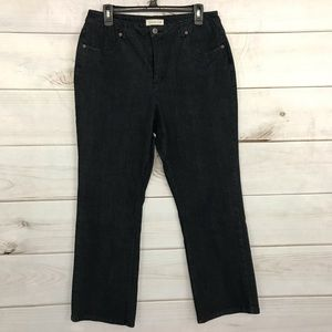Coldwater Creek Jeans Size 14 P Tummy Control